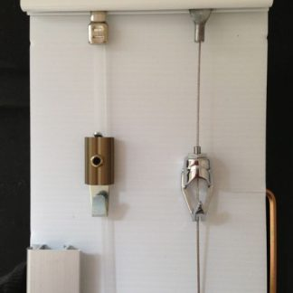 Slimline Art Hanging System - Sample Kit