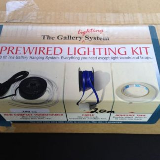 Gallery Lighting System Kit