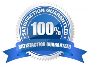 Shakespeare Solutions has a 100% satisfaction guarantee