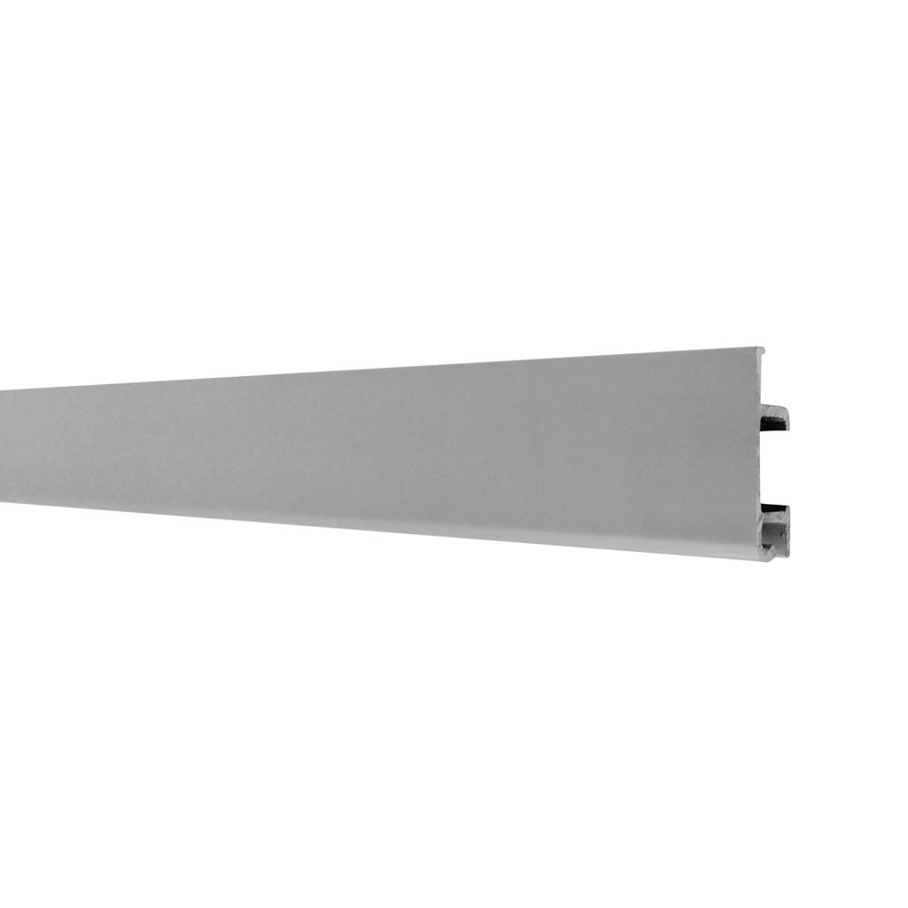 Slimline Art Hanging System – Track (rails) Anodised Silver