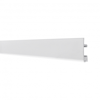 Slimline Art Hanging System - Track (rails) White