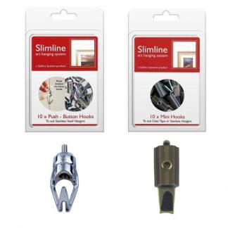 Slimline Hooks