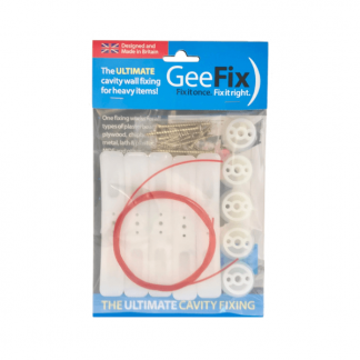 GeeFix-5 Pack Retail Packaging (Australia)
