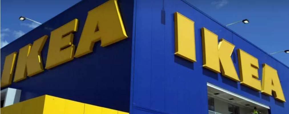 image of Ikea building