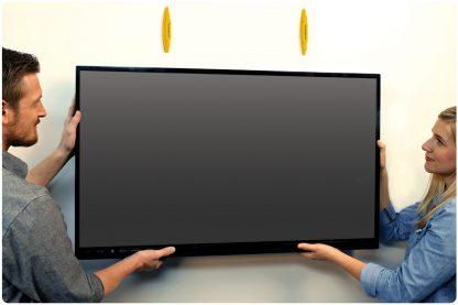 StudBuddy installing TV