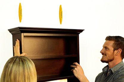StudBuddy installing shelves