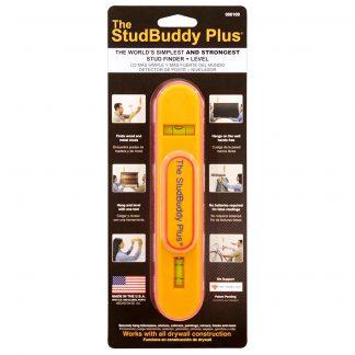 The StudBuddy Plus Retail Packaging Shot