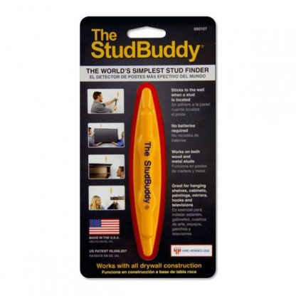 The StudBuddy Retail Packaging Shot