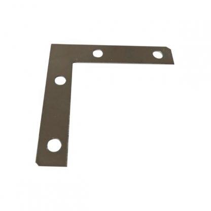 Smal corner mending plate angle